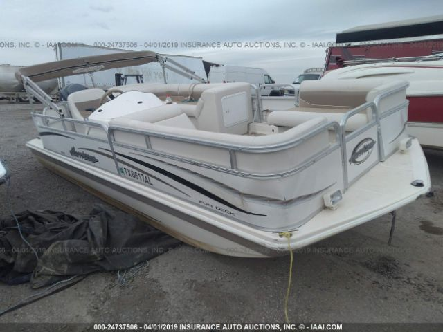 click here to view 2007 HURRICANE DECK BOAT at IBIDSAFELY