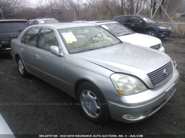 click here to view 2002 LEXUS LS at IBIDSAFELY