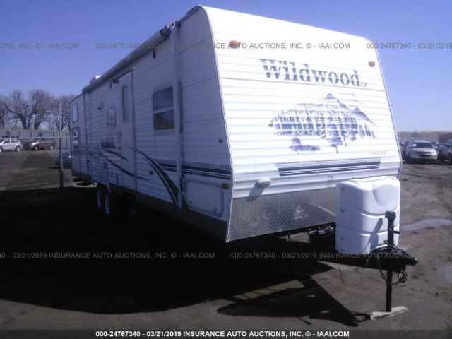 2006 WILDWOOD WDT31QBSSLE - Small image. Stock# 24767340