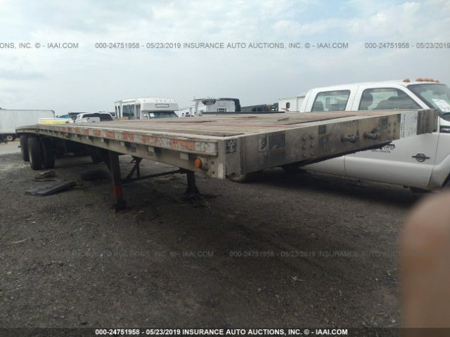 2001 WILSON TRAILER CO FLATBED - Small image. Stock# 24751958