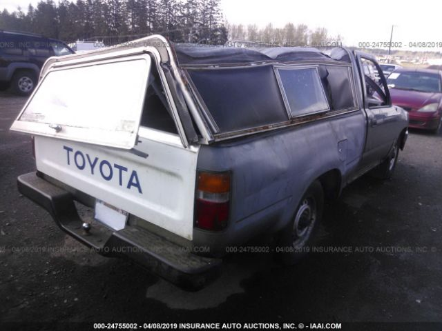 Bill of Sale Only 1989 Toyota Pickup 2 4L For Sale in
