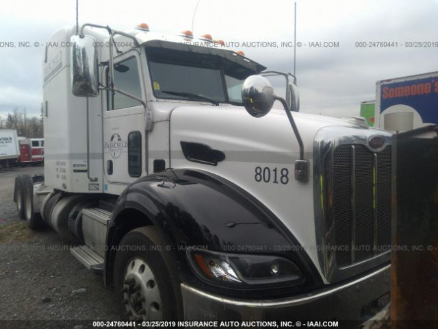 click here to view 2012 PETERBILT 384 at IBIDSAFELY