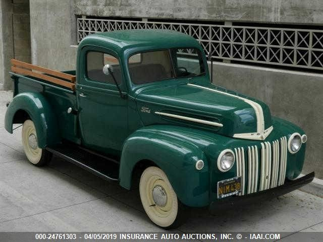 click here to view 1946 FORD PICKUP at IBIDSAFELY