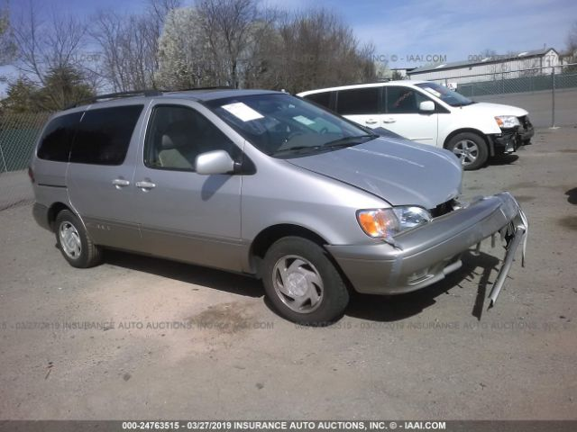 click here to view 2001 TOYOTA SIENNA at IBIDSAFELY