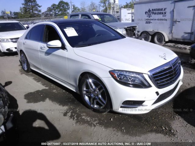 2014 MERCEDES-BENZ S - Small image. Stock# 24770887