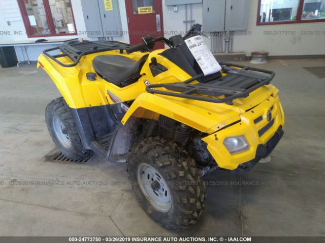 click here to view 2007 CAN AM OUTLANDER 650 at IBIDSAFELY