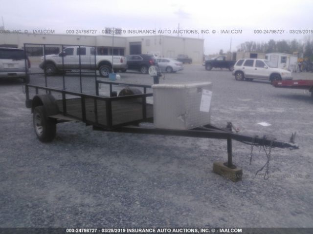 click here to view 2004 UTILITY LAWN MOWER TRAILER at IBIDSAFELY