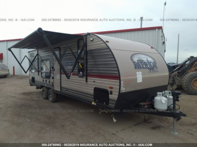 click here to view 2019 FOREST RIVER 26FT at IBIDSAFELY