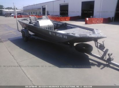 Salvage 1993 ALUMA-WELD OTHER for sale