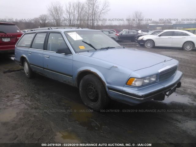 Salvage Buick For Sale