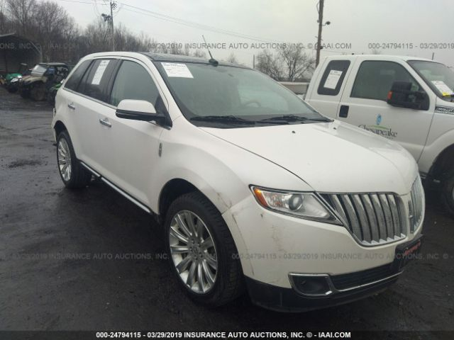 2013 LINCOLN MKX - Small image. Stock# 24794115