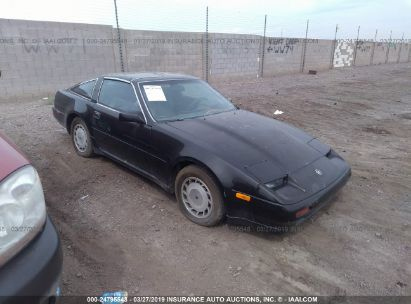 Salvage 1987 NISSAN 300ZX for sale