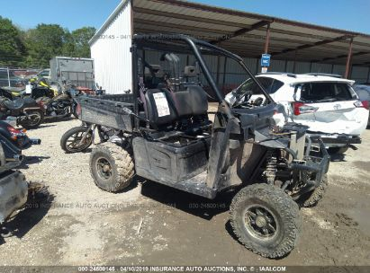 Salvage 2015 POLARIS RANGER for sale