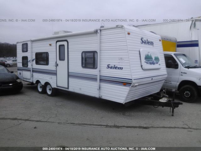 click here to view 2001 SALEM TRAVEL TRAILER at IBIDSAFELY