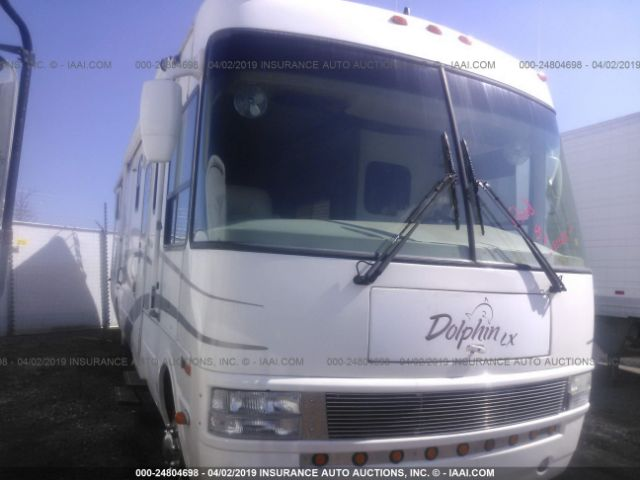 Salvage Title 2002 Workhorse Custom Chassis Motorhome