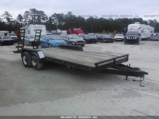 2005 MAC TRAILER MFG OTHER - Small image. Stock# 24807176