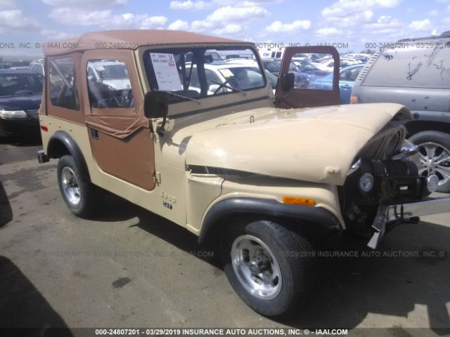 click here to view 1976 AMC JEEP CJ7 at IBIDSAFELY