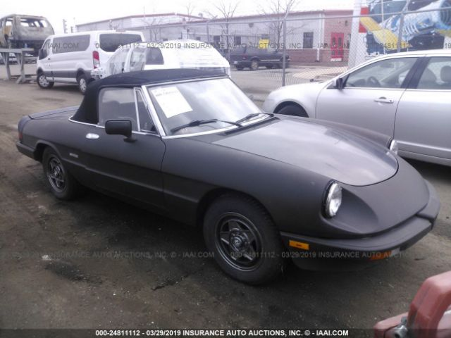 click here to view 1986 ALFA ROMEO VELOCE at IBIDSAFELY
