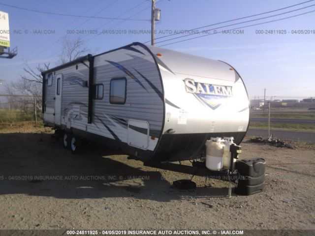 click here to view 2017 FOREST RIV SALEM 27DBK at IBIDSAFELY