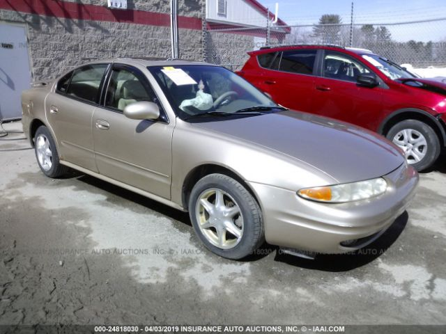 click here to view 2001 OLDSMOBILE ALERO at IBIDSAFELY