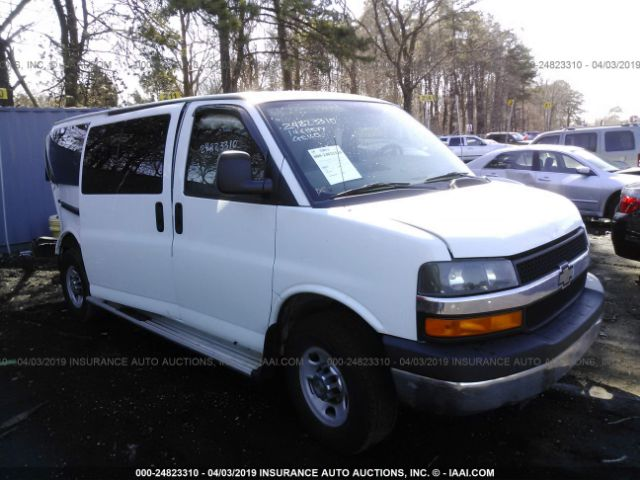 2014 CHEVROLET EXPRESS G3500 - Small image. Stock# 24823310