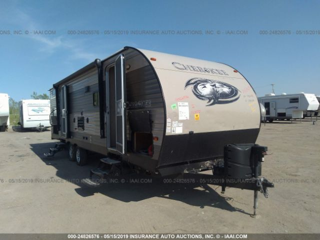 click here to view 2017 FOREST RIVER CHEROKEE at IBIDSAFELY