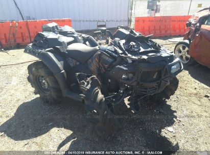 Salvage 2019 POLARIS SPORTSMAN for sale