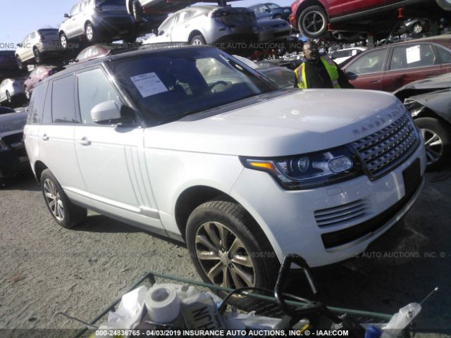click here to view 2016 LAND ROVER RANGE ROVER at IBIDSAFELY