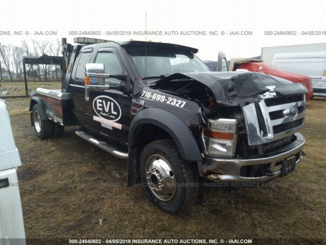 2008 FORD F550 - Small image. Stock# 24840602