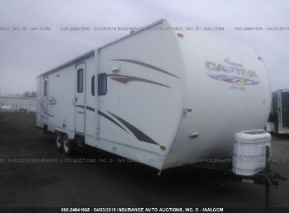 Salvage 2009 COACHMEN OTHER for sale