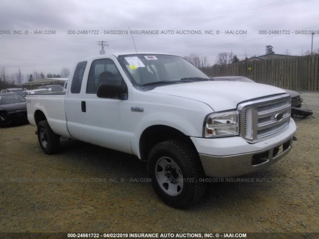 6ac6b8d2fa 2007 FORD F250 - Small image. Stock  24861722