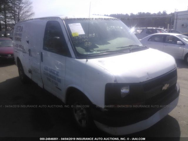 2006 CHEVROLET EXPRESS G2500 - Small image. Stock# 24846851