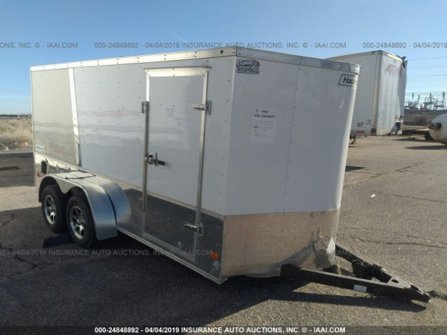 click here to view 2016 UNK HAULMARK ENCLOSED TRAILER at IBIDSAFELY