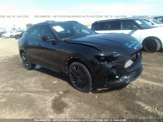 click here to view 2018 Maserati Levante at IBIDSAFELY