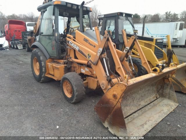 click here to view 2006 CAMACHO BACKHOE at IBIDSAFELY
