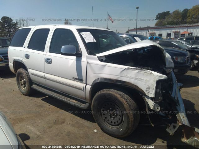Salvage, Repairable and Clean Title Chevrolet Tahoe Vehicles for