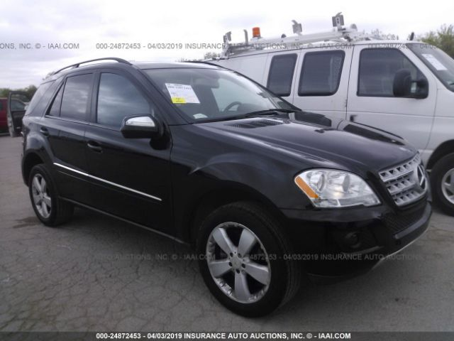 click here to view 2009 MERCEDES-BENZ ML at IBIDSAFELY