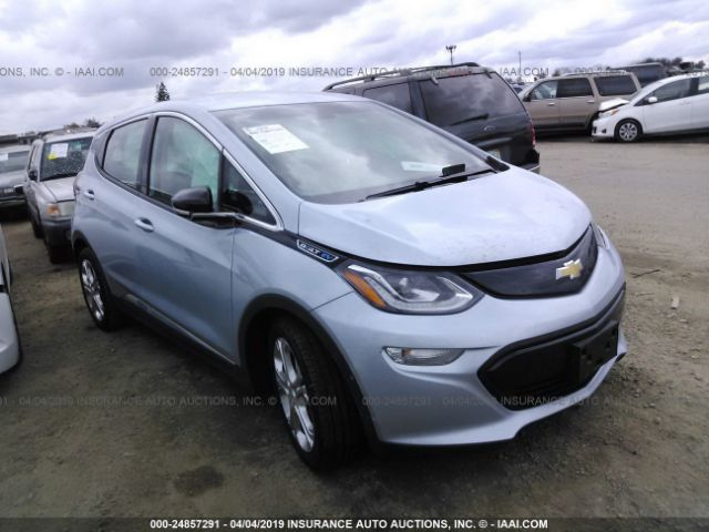 2018 CHEVROLET BOLT EV - Small image. Stock# 24857291