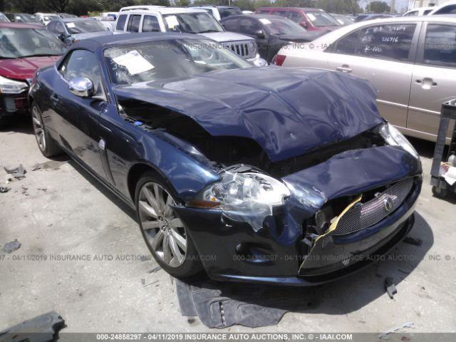 click here to view 2007 JAGUAR XK at IBIDSAFELY