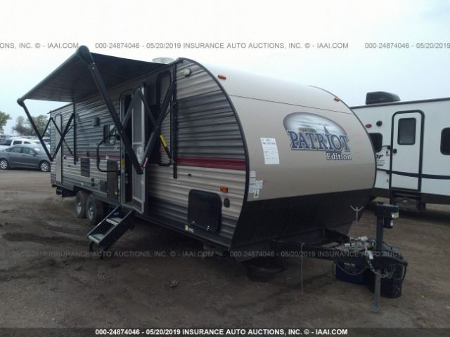 click here to view 2018 FOREST RIVER GREY WOLF TRAVEL TRAILERS at IBIDSAFELY