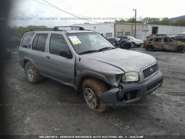 Clean Title 2000 Nissan Pathfinder 3 3L For Sale in