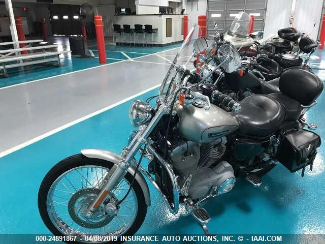 click here to view 2009 HARLEY-DAVIDSON XL883 at IBIDSAFELY