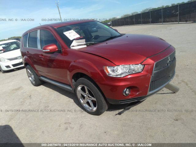 Clean Title 2010 Mitsubishi Outlander 3 0L For Sale in