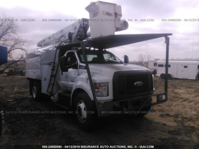 2017 FORD F750 - Small image. Stock# 24880090