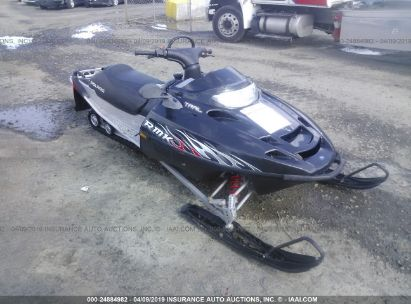 Salvage 2007 POLARIS TRAIL RMK 550 for sale
