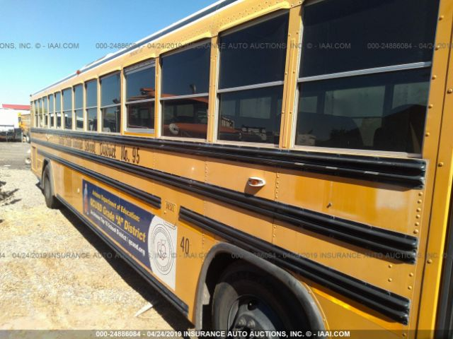 click here to view 2005 BLUE BIRD SCHOOL BUS / TRANSIT BUS at IBIDSAFELY