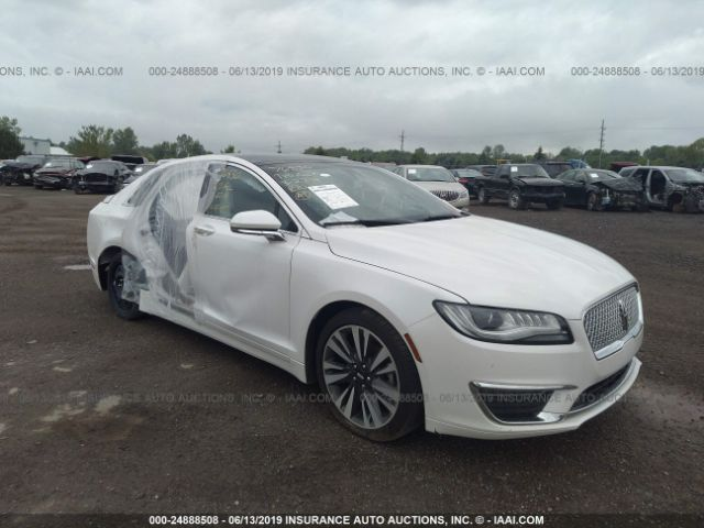 click here to view 2017 LINCOLN MKZ at IBIDSAFELY