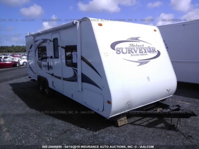 click here to view 2012 FOREST RIVER SURVEYOR TRVL TRLR at IBIDSAFELY