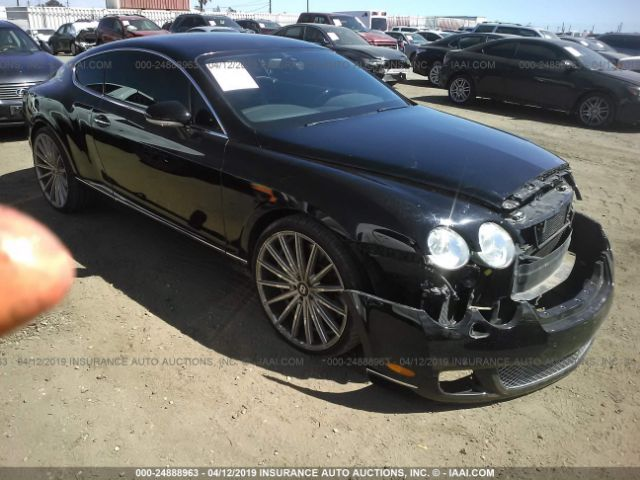 click here to view 2009 BENTLEY CONTINENTAL at IBIDSAFELY