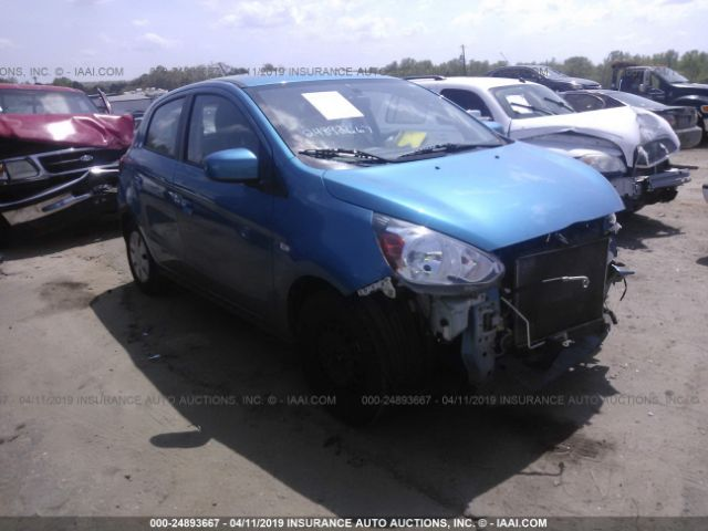click here to view 2015 MITSUBISHI MIRAGE at IBIDSAFELY